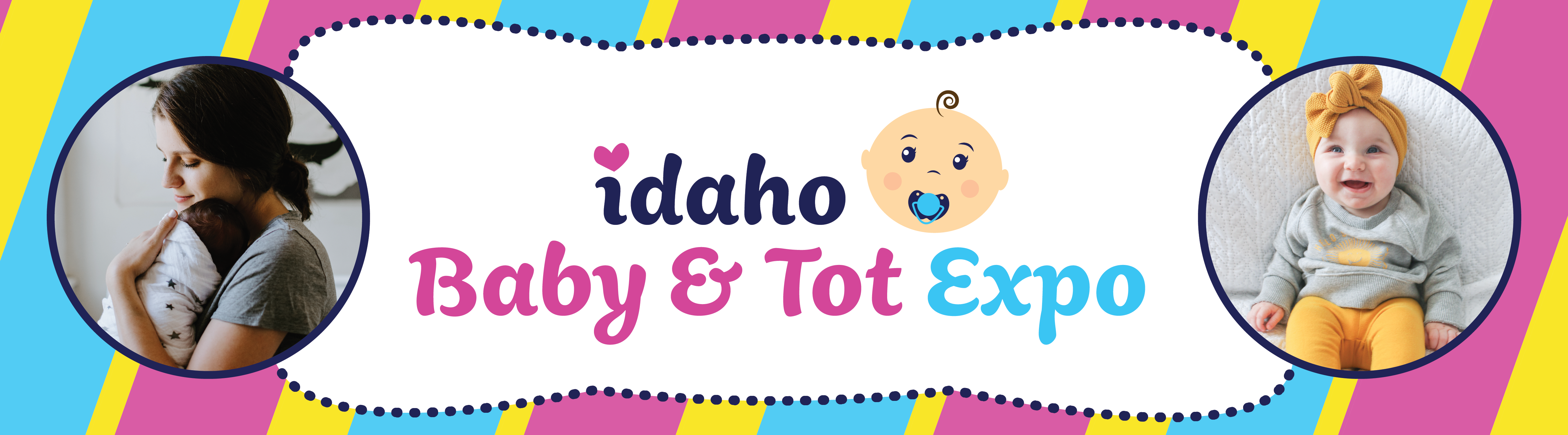 Idaho Baby & Tot website slider