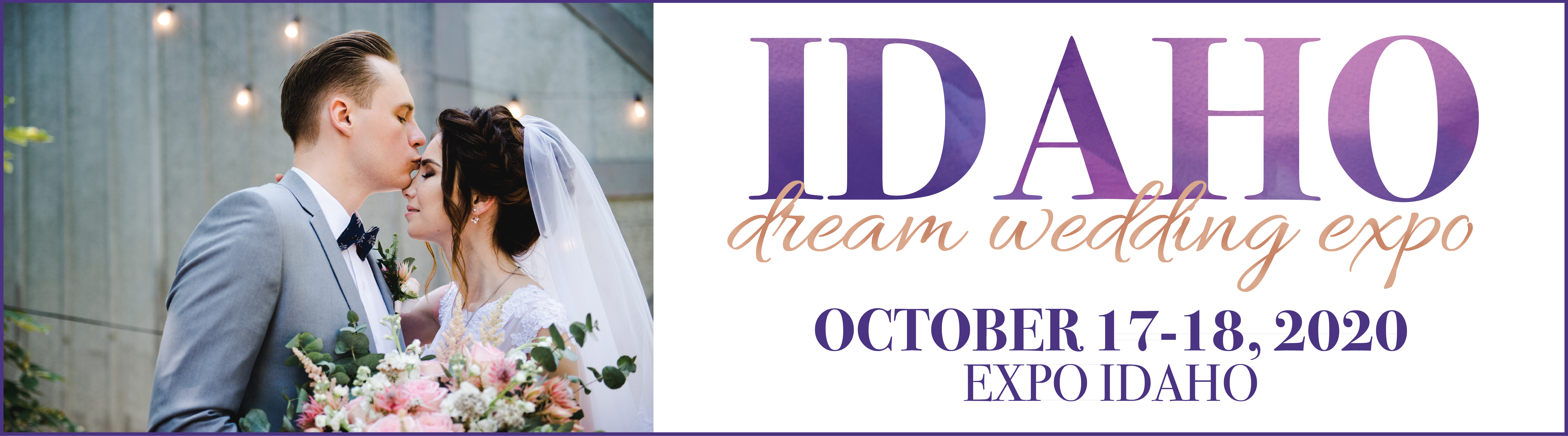 Dream Wedding Expo Slider