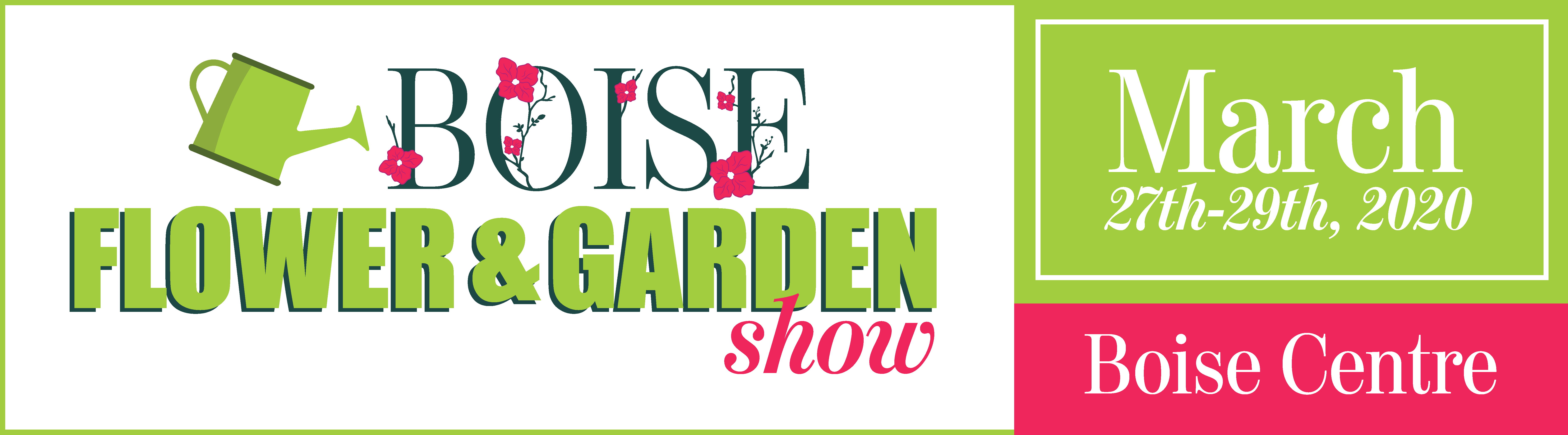 Boise Flower and Garden Show Slider