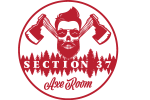Section 37 Axe Room logo